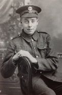 B358 Harold Moseley, 2nd Battalion, Hampshire. Regiment. killed 5 Sept 1918 age 19. Courtesy of Paul Hughes.