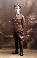 B353 Unnamed soldier, Royal Fusiliers. Courtesy of Paul Hughes.