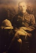 B347 Thomas Fletcher, Gloucestershire Regiment. Courtesy of Paul Hughes.