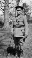 B010 Major Arnott, 14th Btn Northumberland Fusiliers