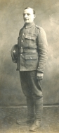 B036 Unnamed soldier, Army Service Corps
