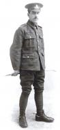 B056 Unnamed soldier, Royal Field Artillery, Blackpool studio
