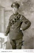 B061 Unnamed soldier, Royal Field Artillery, Liverpool studio