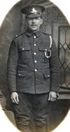 B064 John Foster, Royal Field Artillery, died of wounds 3 March 1917