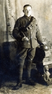B068 Unnamed soldier, Royal Artillery