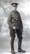B070 Unnamed soldier, Royal Field Artillery, Manchester studio