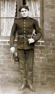 B073 Unnamed soldier, Royal Artillery