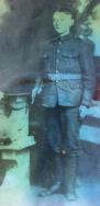 B353 Fred Robinson, 5th Battalion Lincolnshire Regiment. killed 13 October 1915. Courtesy of Paul Hughes.