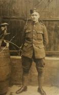 B350 Unknown Private, Scottish regiment. Courtesy of Paul Hughes.