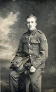 B357 Unnamed soldier, Royal Army Medical Corps.
