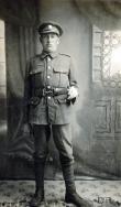 B338 Unnamed soldier, Welsh Regiment.