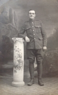 B343 Unnamed soldier. Courtesy of Paul Hughes.