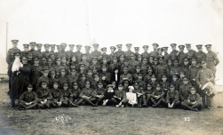 U105 7th Hampshire Battalion, The Bournemouth View Company, 21st September1914.