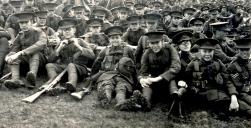 U097 5th Battalion, The Queen's (Royal West Surrey Regiment)