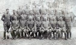 U008 218 Brigade, Royal Artillery