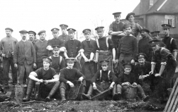 U012 Army Service Corps, London