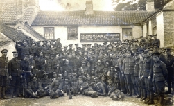 U013 Army Service Corps, West Country pub