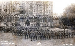 U015 2 Coy MT Army Service Corps