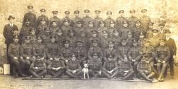 U017 Royal Army Medical Corps, France