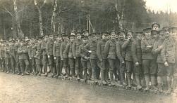 U019 9th Battalion, London Regiment (Queen Victoria's Rifles)