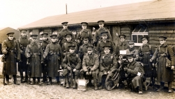 U022 Rifle Battalion, London Regiment