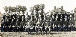 U023 King's Royal Rifle Corps recruits, London