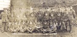 U028 No 2 Platoon A Coy 2nd 6th Battalion King's (The Liverpool Regiment), St Heloise, France