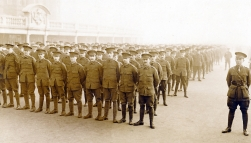 U029 King's ( The Liverpool Regiment), including Robert