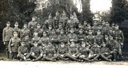 U036 Mixed group, including The Buffs (East Kent Regiment), Duke of Cambridge's Own (Middlesex Regiment)