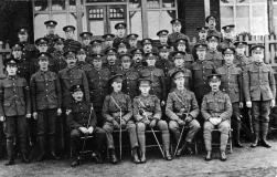 U043 South Lancashire Regiment unit