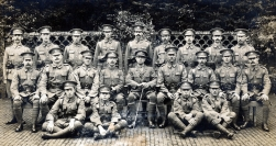 U048 The Buffs (East Kent Regiment) and Labour Corps