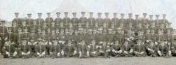 U050 Dorset Regiment, Worthing, 1909