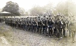 U052 4th-5th Battalion, Leicestershire Regiment