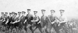 U058 Staffordshire Regiment, Tunstall, September 1915, including Jim