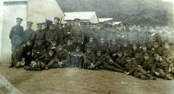 U123 16th Battalion, King's Liverpool Regiment, Courtesy of Angela Collinson.