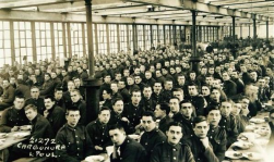 U113 17th Battalion, King's Liverpool Regiment, Prescot, 1914. Courtesy of AngelJCake.