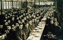 U114 17th Battalion, King's Liverpool Regiment, Prescott, 1914. Courtesy of AngelJCake.