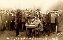 U115 19th Regiment, Liverpool Pals. Courtesy of AngelJCake.