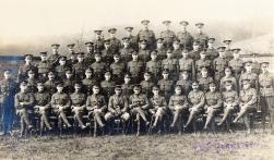 U116 3/5th Battalion, Yorkshire Regiment.