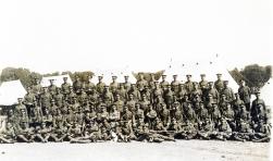U117 5th City of London Battalion, (London Rifle Brigade).