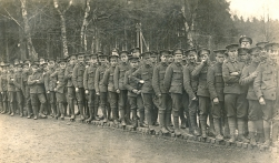 U019 9th Battalion, London Regiment (Queen Victoria's Rifles)