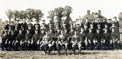 U023 King's Royal Rifle Corps recruits, London