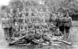 U027 6th Battalion, King's (The Liverpool Regiment)