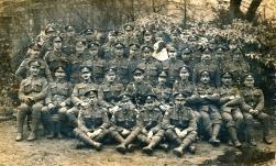 U068 6th Battalion, Cheshire Regiment, St Mary's Court Shropshire