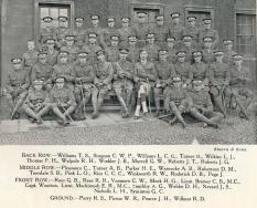 U091 Cambridge Officer Training, Peterhouse