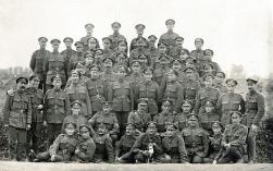 U071 Army Service Corps, France