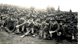 U096 5th Battalion, The Queen's (Royal West Surrey Regiment)