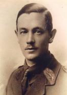 A427 2nd Lieutenant Bert Gough, 4th Battalion. King's Own. died 9 April 1918. Courtesy of Paul Hughes.