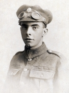 A050 Unnamed driver, Army Service Corps., Hounslow studio