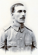A051 Unnamed sergeant, Kent Regiment